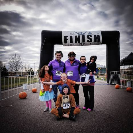 Pumpkin Smash 5K
